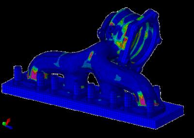 Turbine housing 3.3