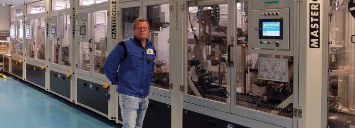 Mitsubishi Turbocharger and Engine Europe: Van turbodiesel naar turbobenzine